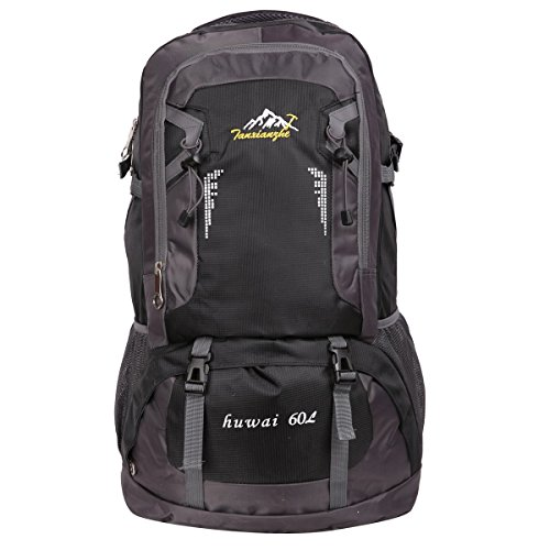 54f13319b25c 60 L Waterproof Ultra Lightweight Packable Climbing Fishing Traveling  Backpack Hiking Daypack